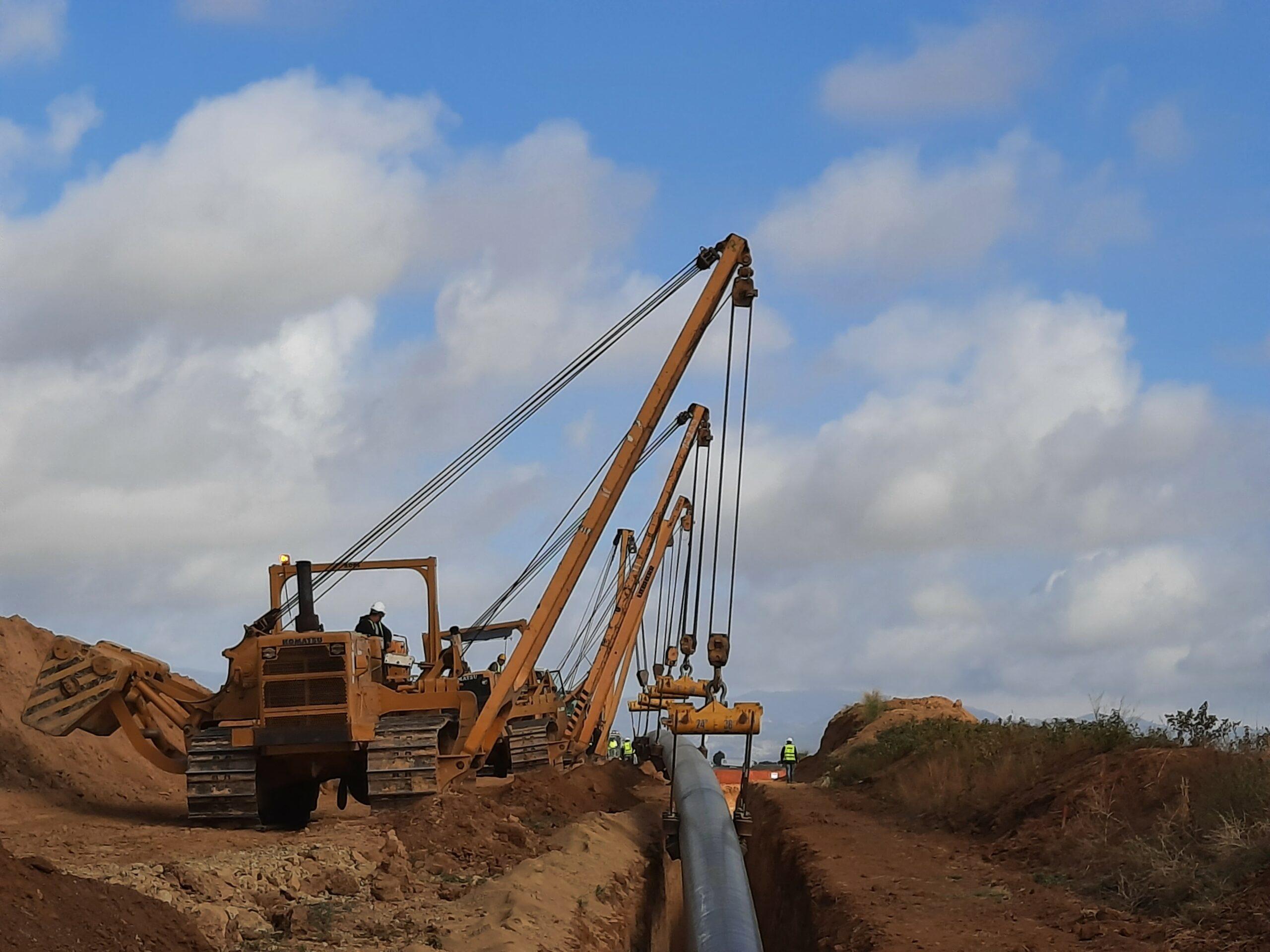 Η κατασκευή του Διασυνδετήριου Αγωγού Φυσικού Αερίου Ελλάδας – Βουλγαρίας (IGB) εξελίσσεται με πλήρη ταχύτητα